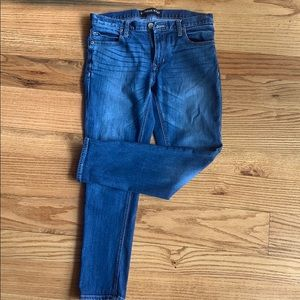 Express girlfriend jeans size 6.